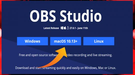 Does OBS Work On A Mac? How To Run Smoothly